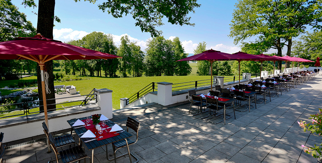 Conference hotel in Bad Aibling with great cuisine
