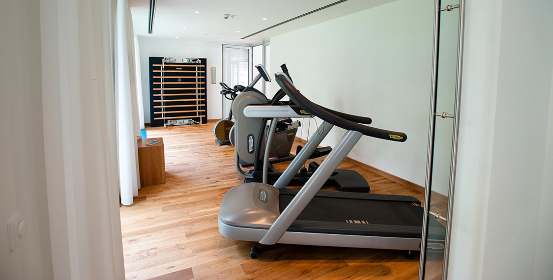 Fitness & Wellness in the green B&O Parkhotel in Bad Aibling