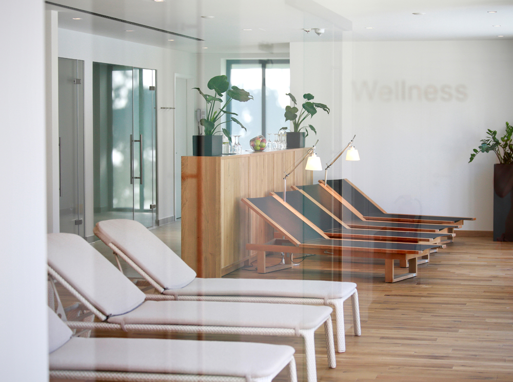Fitness und Wellness im Alpenhotel in Bad Aibling