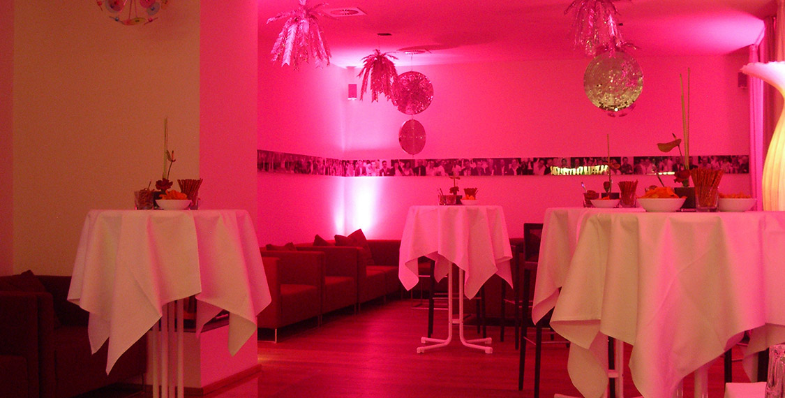 Company Events in the event hotel in Bad Aibling, Bavaria